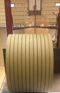 Large Diameter Wheels